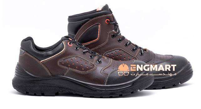 کفش ایمنی مهندسی ارک مدل ریما 2 چرم کد 408 محصولی بسیار با کیفیت از شرکت تولیدی کفش ارک تبریز می باشد.