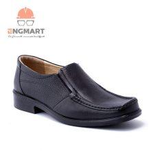 کفش کارمندی بزرگ پا بی بند پای آرا