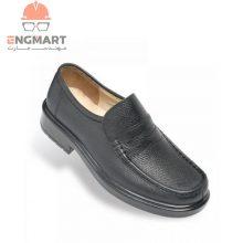 کفش پرسنلی بی بند برند Farzin مدل سانترال