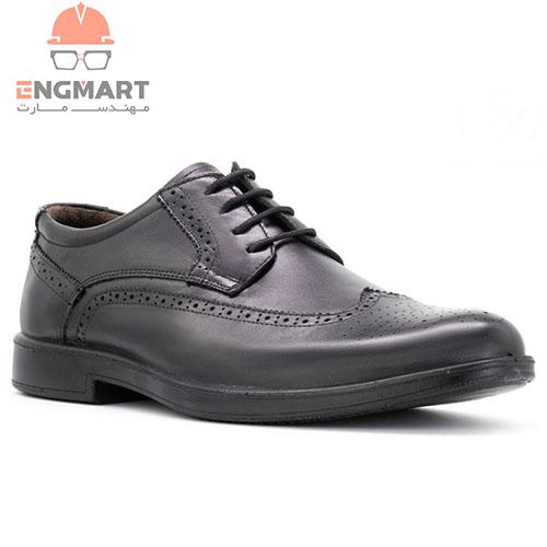 کفش چرم مردانه کلاسیک هشترک برند ارک