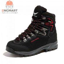 کفش کوهنوردی اسنوهاک مدل BOLGHAIS دوخت قرمز