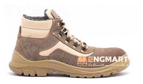 پوتین کوهنوردی ارک مدل دماوند کوهی محصولی بسیار با کیفیت از شرکت تولیدی کفش ارک تبریز می باشد.