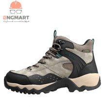کفش کوهنوردی humtto مدل ۲۱۰۳۳۷A-2 رنگ زیتونی روشن