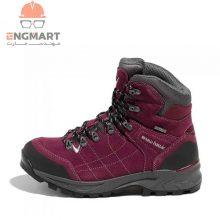 کفش کوهنوردی snow hawk مدل ROZHAN قرمز
