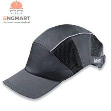 کلاه ایمنی مهندسی لبه دار uvex مدل u-cap premium bump cap
