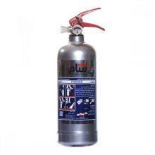 کپسول آتش نشانی ۱ کیلویی پودر و گاز استیل سام