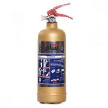 کپسول آتش نشانی ۱ کیلویی پودر و گاز بژ سام