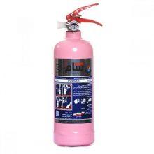 کپسول آتش نشانی ۱ کیلویی پودر و گاز صورتی سام