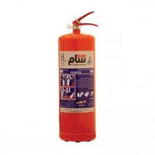 کپسول آتش نشانی ۳ کیلویی پودر و گاز سام