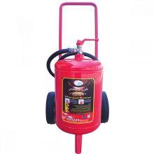 کپسول پودر و گاز چرخدار ۲۵ کیلویی خزر سیلندر
