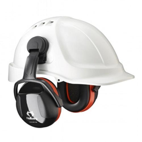 گوشی صداگیر روکلاهی Hellberg سری Secure C3