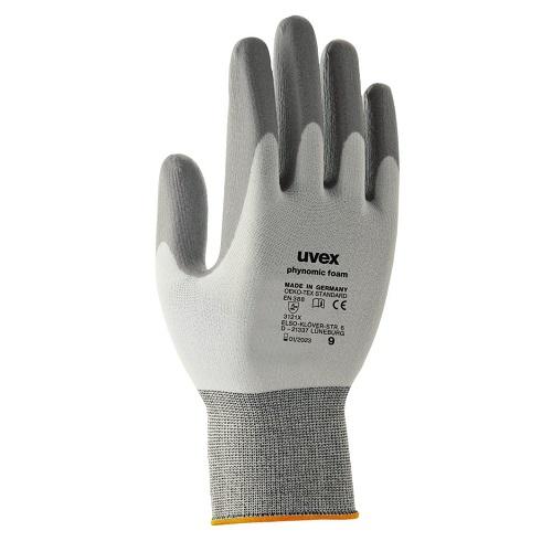 دستکش ایمنی یووکس مدل UVEX Phynomic Foam