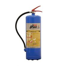 کپسول آتش نشانی ۱۰ لیتری آب و گاز سام