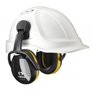 گوش گیر ضد صدا روکلاهی برند Hellberg سری Secure C2