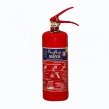 کپسول آتش نشانی بایا پودر و گاز ۲ کیلوگرمی