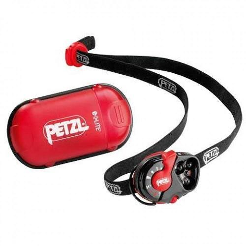 چراغ قوه پیشانی مدل Petzl Petzl E+Lite