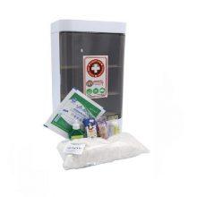 جعبه کمک های اولیه دیواری حفاظ ابزار سری ۱۲۰۷