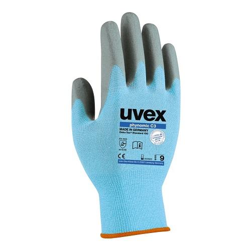 دستکش ایمنی یووکس مدل uvex phynomic C3