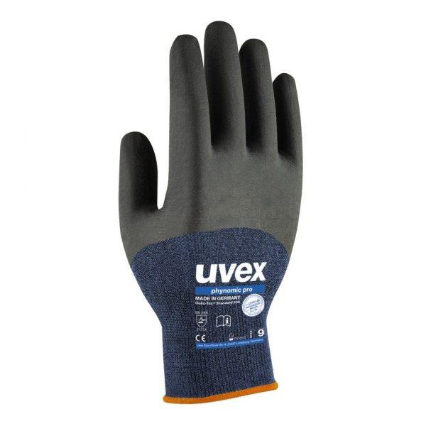 دستکش ایمنی مونتاژ UVEX مدل Phynomic Pro