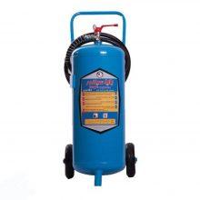کپسول آتش نشانی آب و کف ۵۰ لیتری بایا چرخ دار