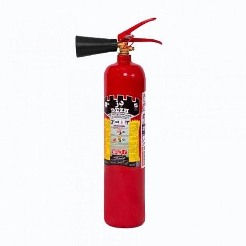 کپسول آتش نشانی 3 کیلویی CO2 برند دژ
