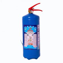 کپسول اطفاء حریق آب و گاز دژ ۶ لیتری
