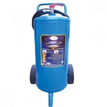 کپسول خاموش کننده آب و گاز ۵۰ لیتری خزر سیلندر چرخدار