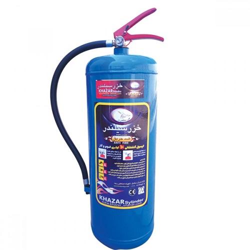 کپسول آب و گاز 10 لیتری خزر سیلندر