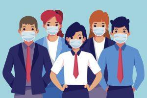 برای پیشگیری از ویروس کرونا ماسک بزنیم یا نه؟