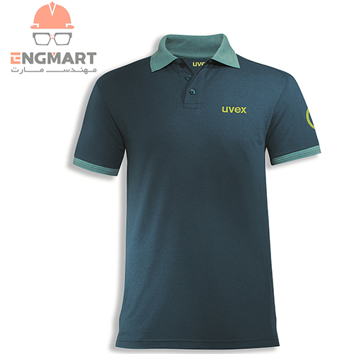 uvex collection 26 TENCEL® polo shirt